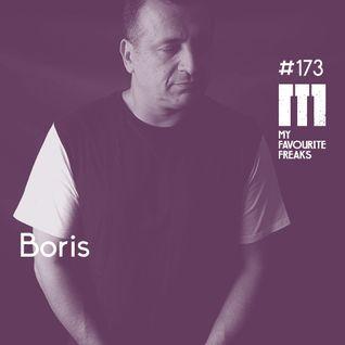 My Favourite Freaks Podcast # 173 Boris