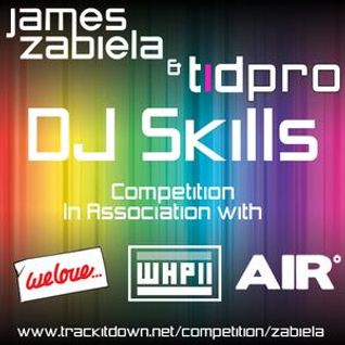James Zabiela & TidPro DJ Skills Competition