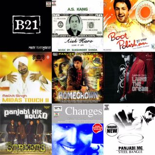 2000s : The Bhangra Anthems : Episode #01