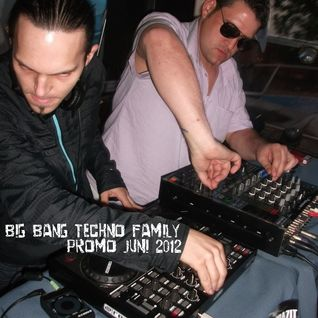 The Technosoloution aka Wistler & Zined - Big Bang Techno Family Promo Juni