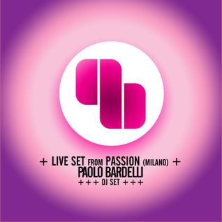 PAOLO BARDELLI LIVE MIX NOV-DEC 2012