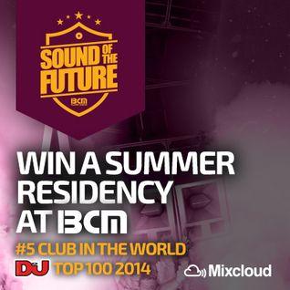 Sound Of The Future BCM Comp 2014 - DJ Michael Mclauchlan