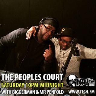 Biggerman & Mr Penfold - Peoples Court 91