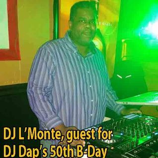DJ L'Monte Live at Sugar Hill - Guest of DJ and Mrs Dap Surprise Party