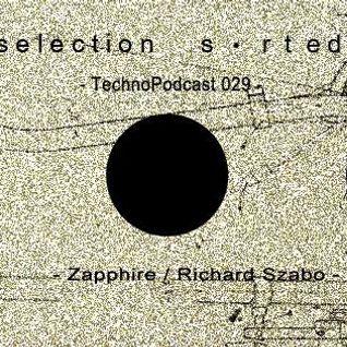 Selection Sorted TechnoPodcast 029 - Richard Szabo