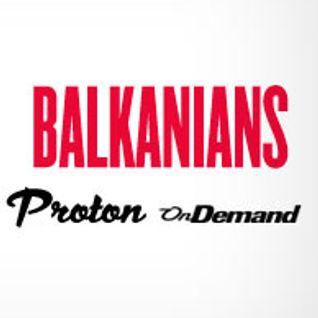 Tuxedo - Balkanians (Guest Mix) @ Proton Radio [19.03.2014]