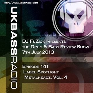 Ep. 141 - Label Spotlight on Metalheadz, Vol. 4