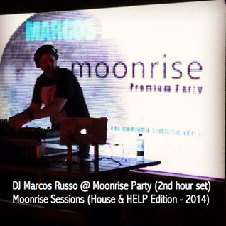 Marcos Russo @ Live At Moonrise Party (2nd Hour Set)