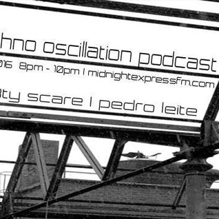 Pedro Leite - Techno Oscillation Podcast - 24-02-2016