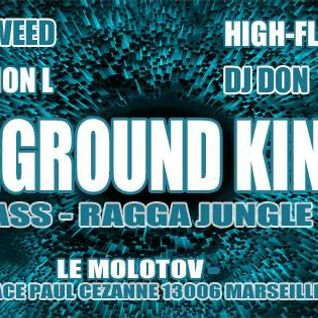 DJ Lion L Underground Kingdom II part 2 06-09-2014