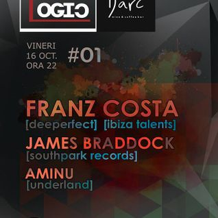 Franz Costa - Technologic 16.10.15 Live At D'Arc Club Timisoara (RO)