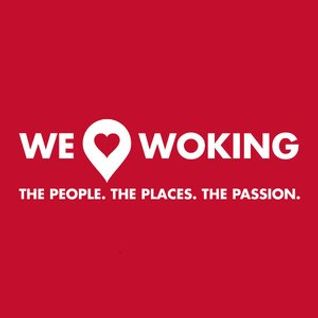 The We Love Woking Show Weds 5/10/16 - Steve Sansom