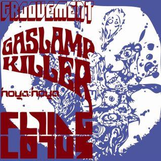 Interview: THE GASLAMP KILLER / FLYING LOTUS // APR09