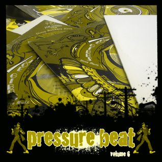 "Pressure Beat 6 - Strictly 12""s pon the player"