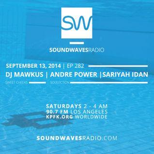 Sweet Cheeks Mix for Soundwaves Radio on KFPK 90.7 FM Los Angeles