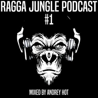 Ragga Jungle Podcast #1 mixed by Andrey HoT