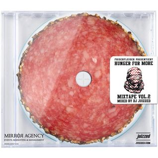 """Frischfleisch """"HUNGER FOR MORE"""" Mixtape Vol.2 by DJ Juizzed"""