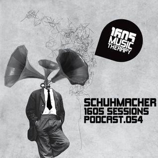 1605 Podcast 054 with Schuhmacher
