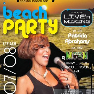 LA PLAYA BEACH PARTY - PATRICIA ABRAHAMS, ISSI MOON