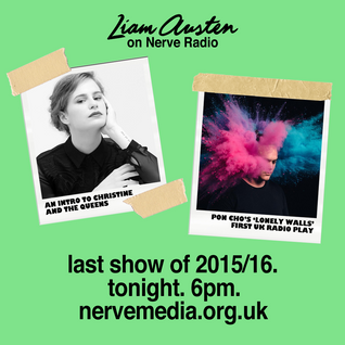 Liam Austen on Nerve - The Final Show (June 2, 2016)