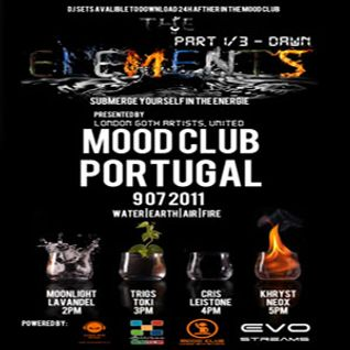 The Elements Party Powered by Slook.org @ Mood Lisboa SL - Fire Elemental DJ KhrysT Neox LIVE