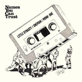 Threes Tape 005 - Oneman + Monk-One