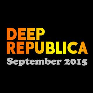 Deeper sounds September 2015