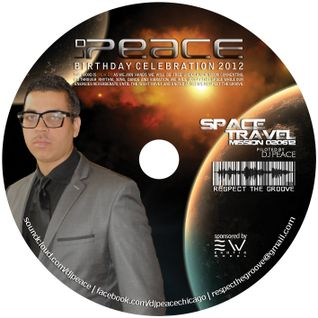 Space Travel - Mission 020612 - Pilot dj peacE