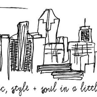 Little City Podcast 002 - Dj set by Daoust