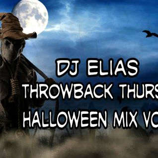 DJ Elias - Throwback Thursday Halloween Mix Vol.3