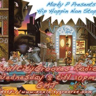 Episode 90 Marky P Presents Hip Hoppin Non Stoppin 12th Dec 2012