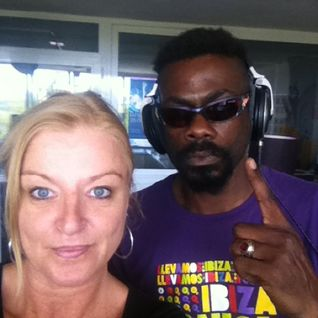 RISE & SHINE on Ibiza Global Radio ::: 23.09.2011 ::: Miss Luna & Q DeRHINO LIVE on air
