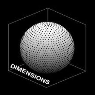 Gustin - Dimensions #2 - MyHouse YourHouse Radio - Feb 2015