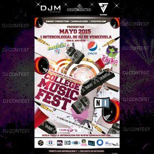 DJ CONTEST COLLEGEMUSICFEST - PHALEM - #COLLEGEMUSICFEST
