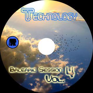 DJ Technology Balearic Session Vol. 4 - 01.10.2016