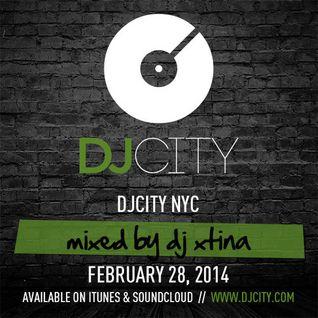 DJ Xtina - Friday Fix - Feb. 28, 2014