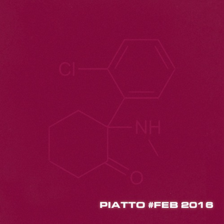 PIATTO February 2016 Podcast #techno