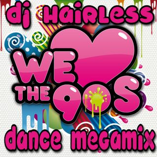 Dj Hairless - We Love The 90's