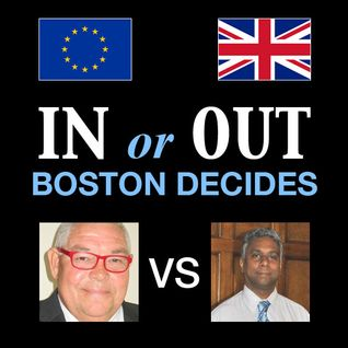 EU REFERENDUM COVERAGE - IN VS OUT (DEBATE 1)