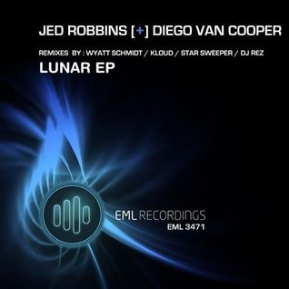 JED ROBBINS & DIEGO VAN COOPER - LUNAR EP WITH BONUS TRACK - FULL PREVIEW
