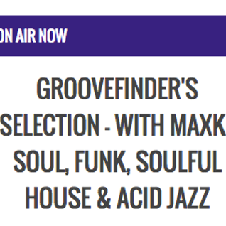 Groovefinder's Selection on Soundfusionradio #1 29/05/2015 Hour 2