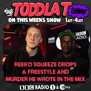 Guest mix for Toddla T / BBC Radio 1 - [13/05/2016]
