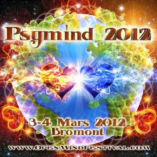 Dj Zen's 3-hour morning Dj set live @ PsyMind 2012