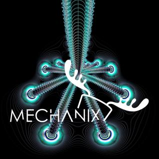 Mechanix - Funky Psybreaks Mix @ The Duplex Club