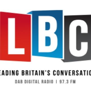 GCHQ Poppy Appeal report on LBC