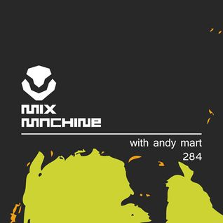Mix Machine 284 (17 Aug 2016)