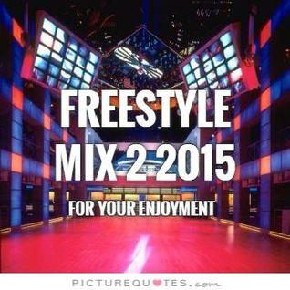 FREESTYLE MIX 2 2015 DJ Carlos C4 Ramos