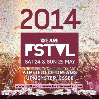 Mirko Loko - Live At We Are FSTVL 2014, Luciano & Friends (Essex, London) - 25-05-2014 [Sh4R3 OR D