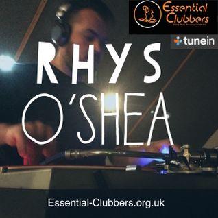0627 House Vibes - Rhys O'Shea @ Essential Clubbers Radio