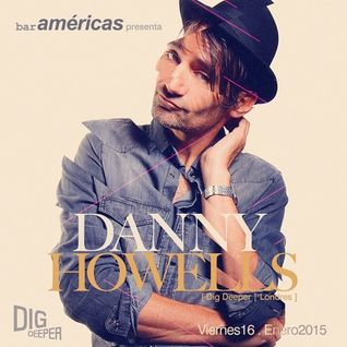 Danny Howells - Live at Bar Americas, Mexico (16-01-2015)